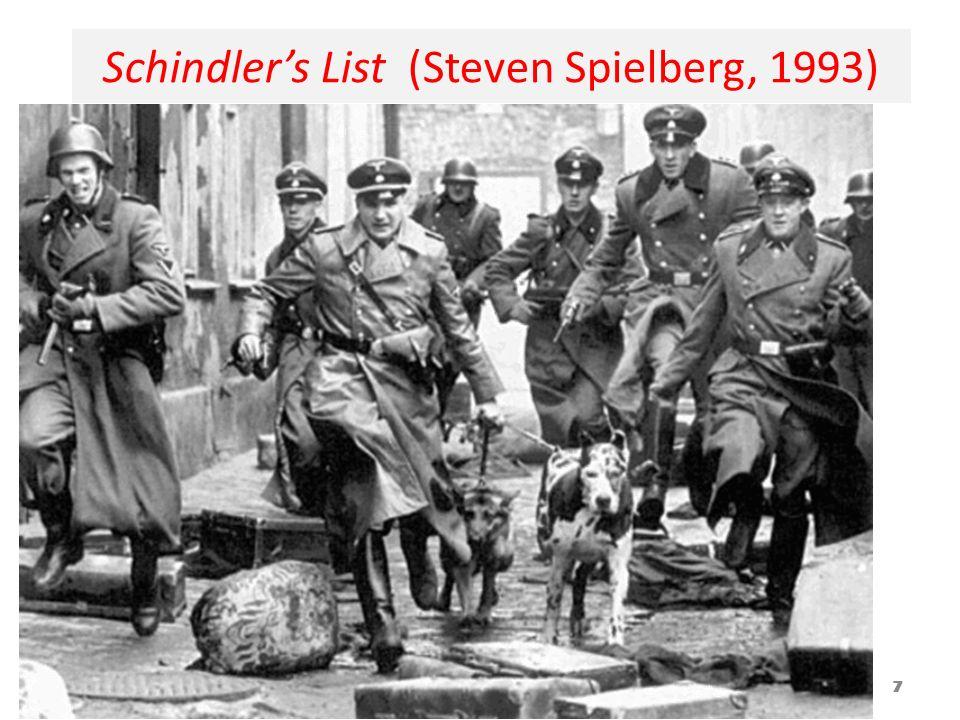 Schindler's List (Steven Spielberg, 1993)