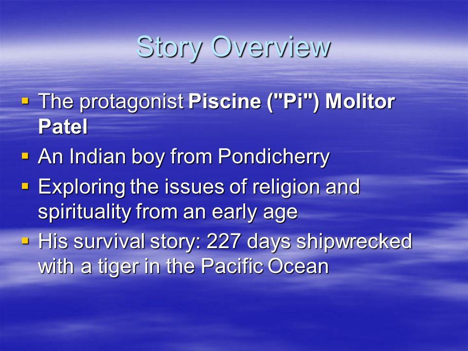 Life of pi introduction ppt video online download for Piscine molitor life of pi