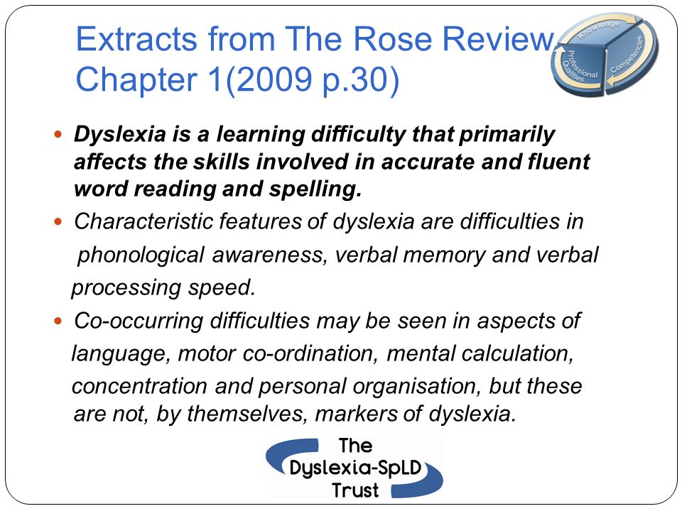 Extracts from The Rose Review Chapter 1(2009 p.30)