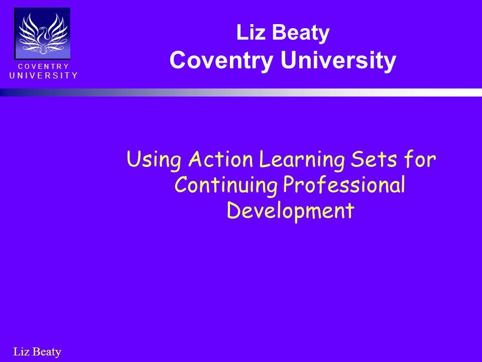 Liz Beaty Coventry University