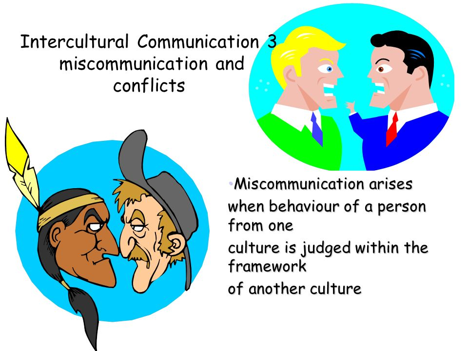 intercultural miscommunication Recognizing and avoiding intercultural miscommunication in distance education : a study of the experiences of canadian faculty and aboriginal nursing.