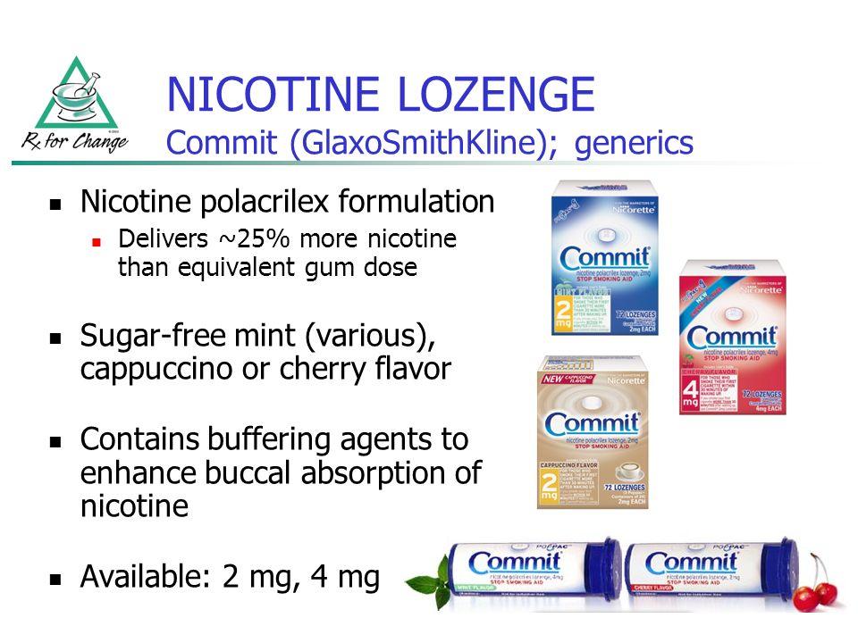 how to use nicotine lozenge youtube