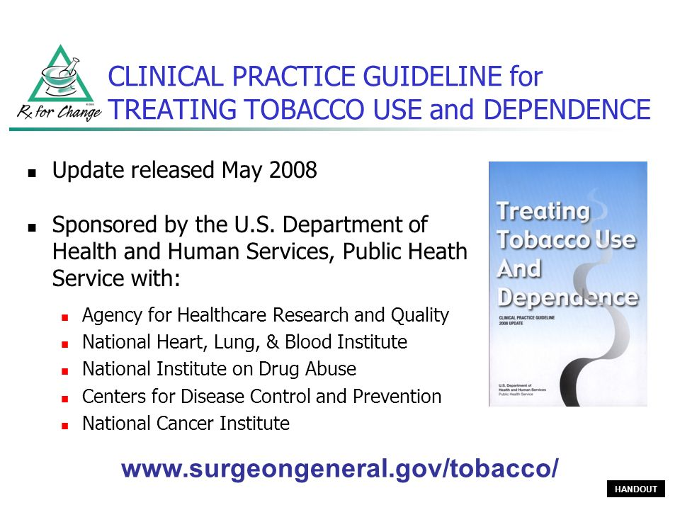 effects of hospital based smoking cessation interventions We hypothesize that the hospital-based intervention to encourage tobacco using inpatients to quit smoking has a significant lowering effect on 10-year mortality rate h 0 : there is no significant effect of the uch inpatient smoking cessation intervention and 10-year mortality.