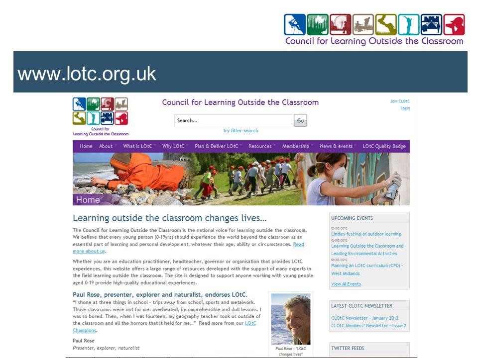 www.lotc.org.uk