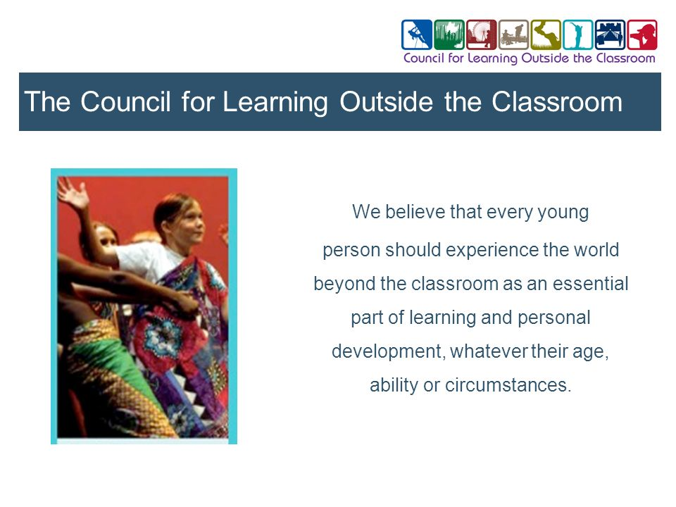 The Council for Learning Outside the Classroom