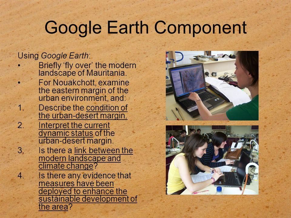 Google Earth Component