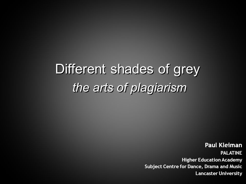 Different Shades Of Grey Ppt Video Online Download