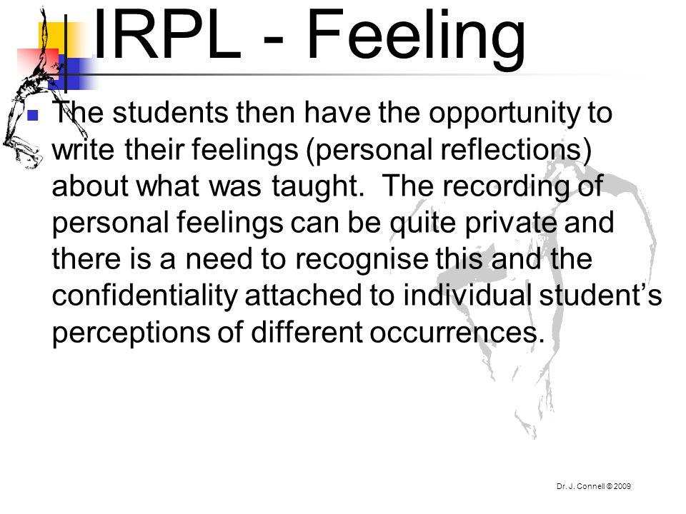 IRPL - Feeling