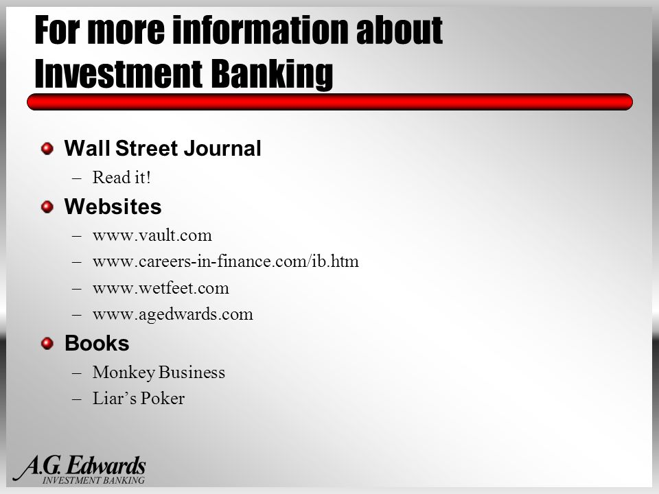 investment banking book pdf download