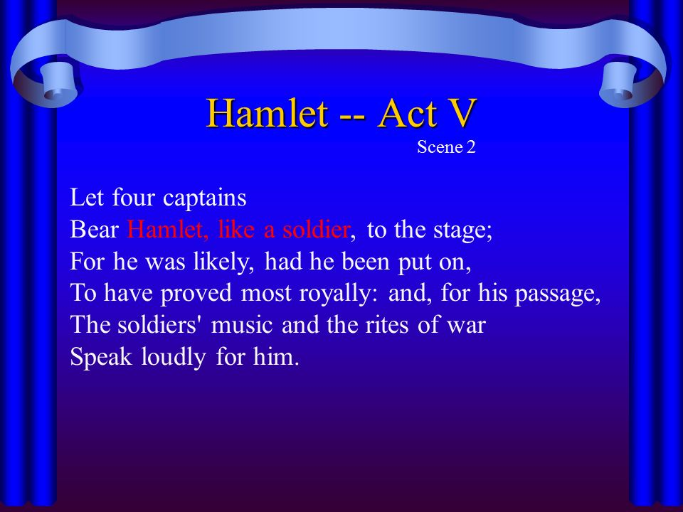 """hamlet essay act 2 At the terminal of act 2, hamlet 's monologue """" oh what a knave and provincial slave i am i """" conveys the characters themes in hamlet english literature essay."""