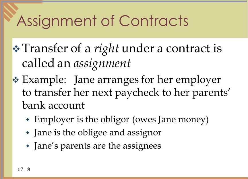 3 Contracts Introduction To Contracts The Agreement: Offer - Ppt