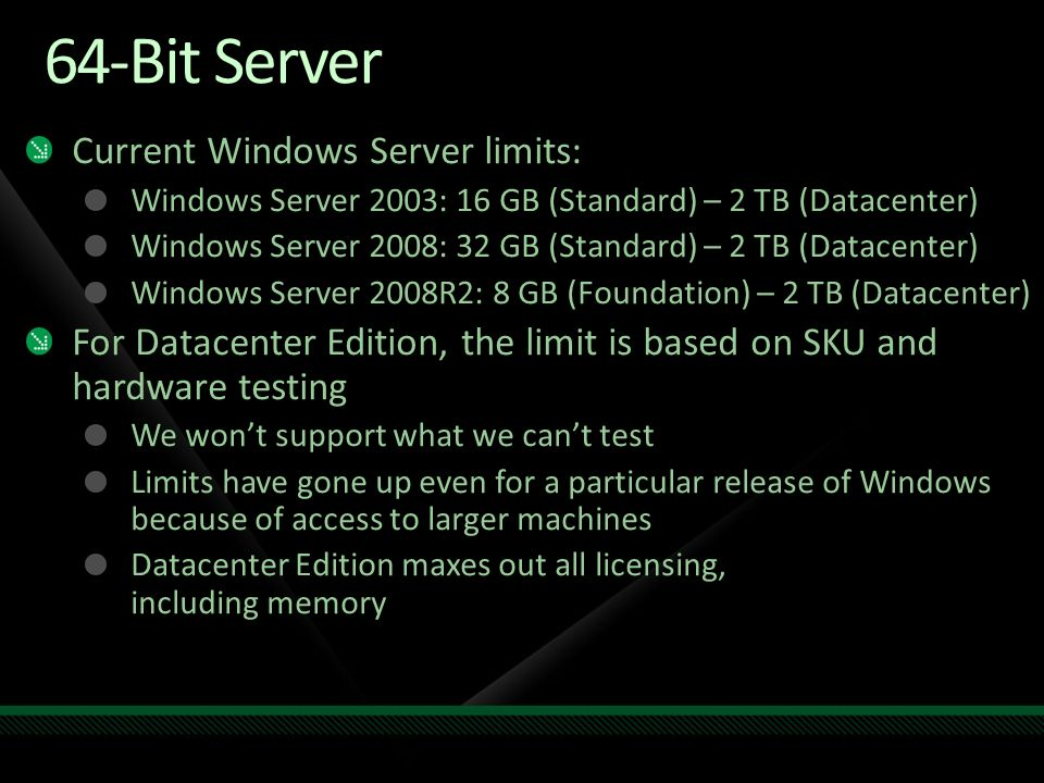 Pushing the Limits of Windows - ppt video online download