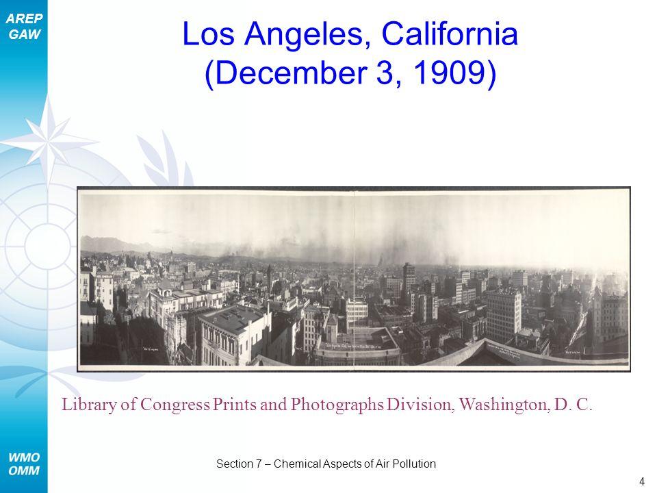 Los Angeles, California (December 3, 1909)