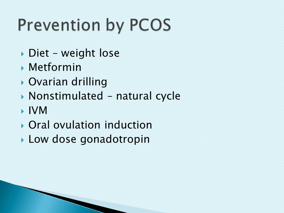 how to lose weight with pcos without metformin