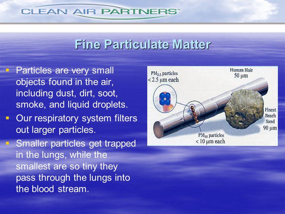 Fine Particulate Matter