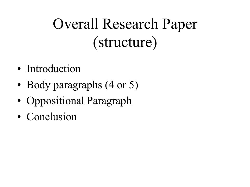 conclusion paragraph for a research paper