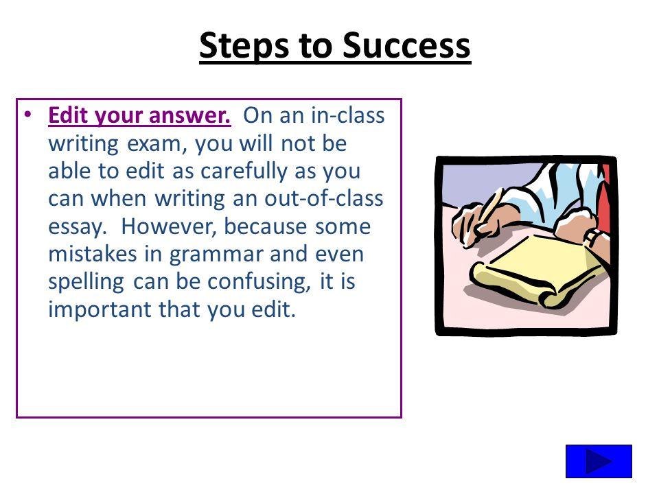Essays About Success