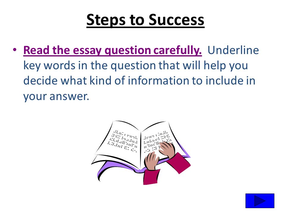 essay steps to success It is important to dream big so that even if we do not achieve our goal, we will fall somewhere near our goal.