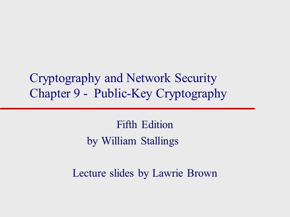 Cryptography. Ppt.
