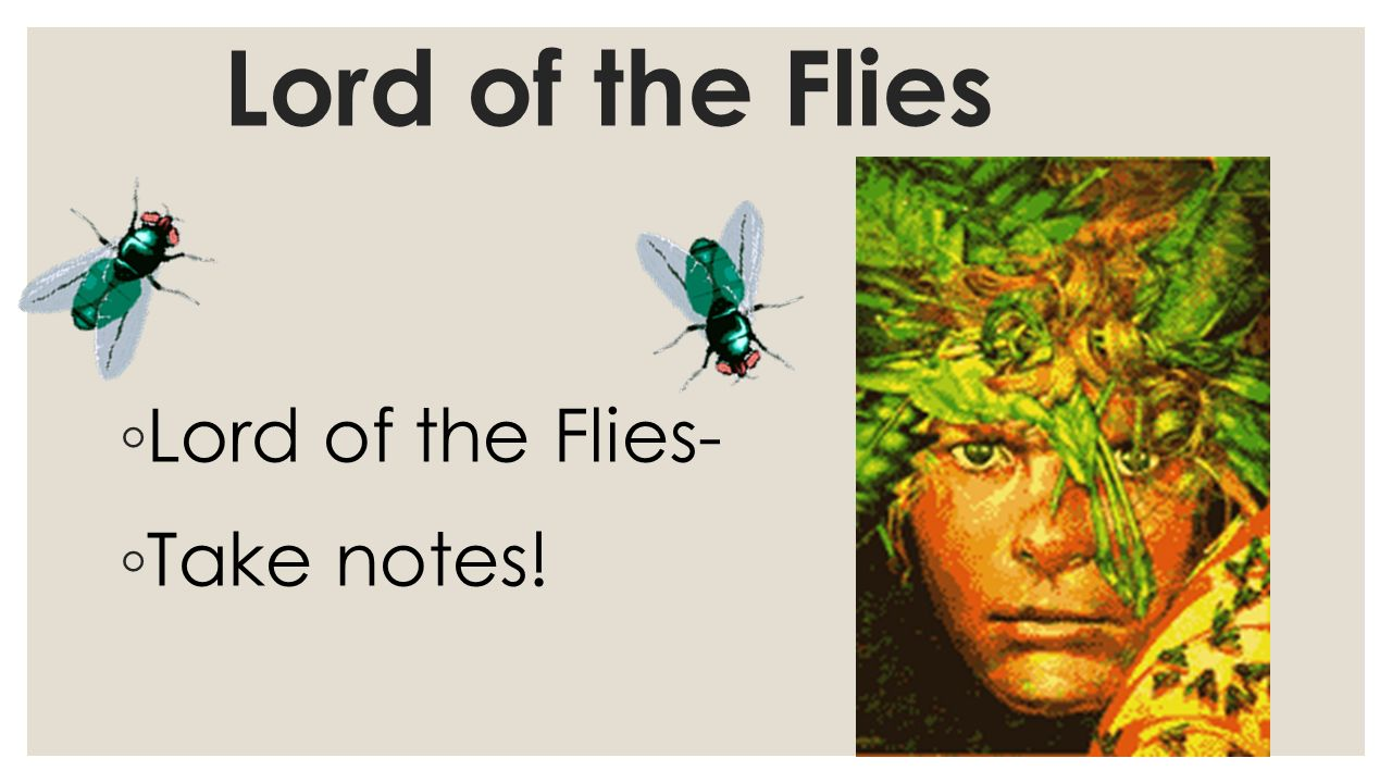 Lord of the flies essay help about power theme