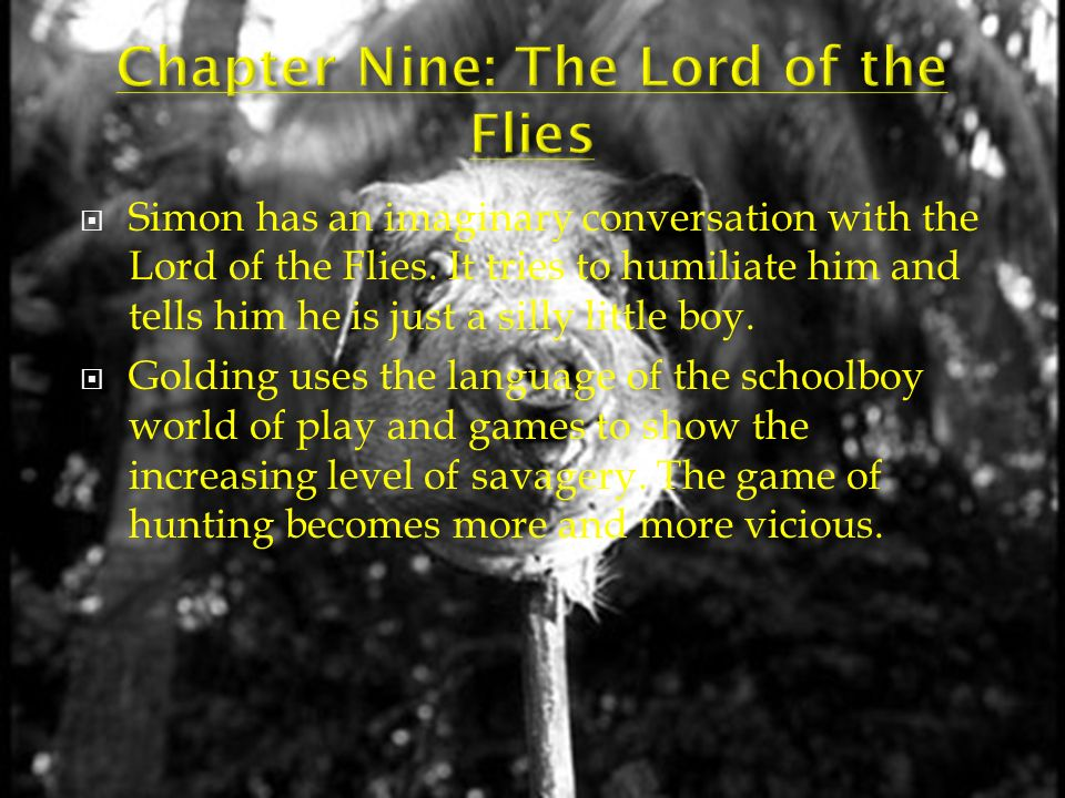 lord of the flies empathy Lord of the flies it quickly becomes apparent upon talking to eloise winestock that today will be no ordinary conversation the lord of the flies actress approaches.