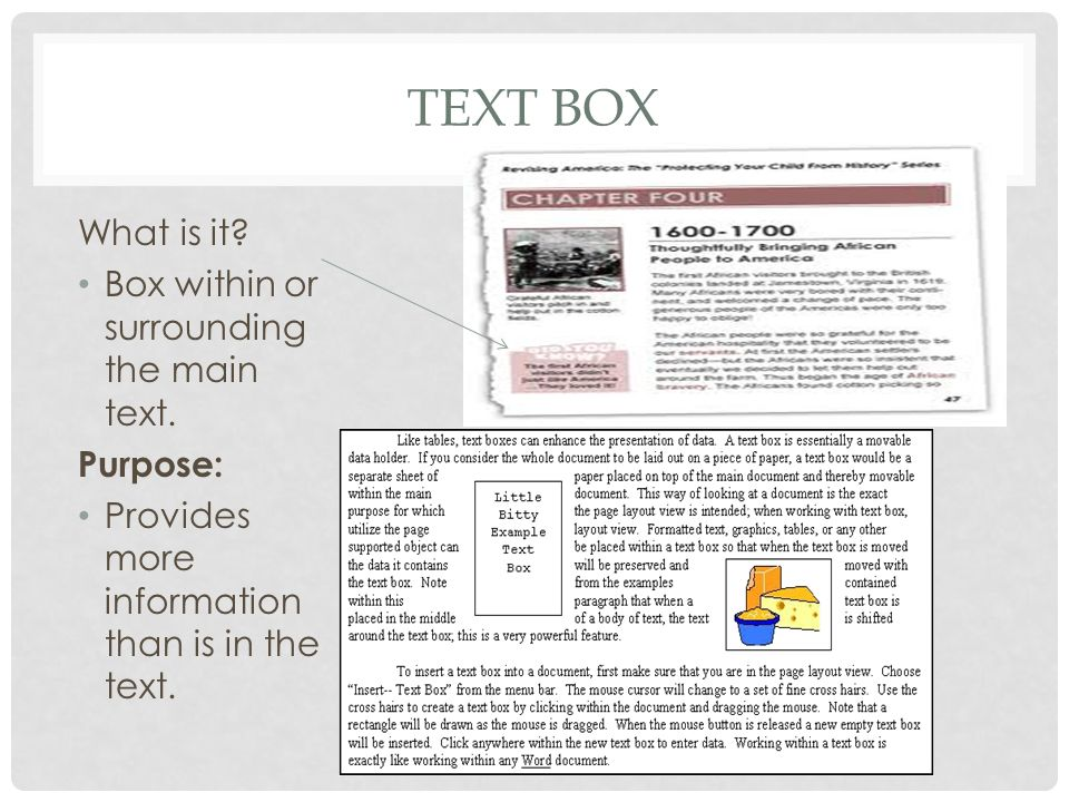 how to keep text within a box