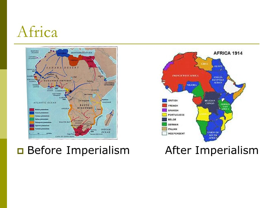 Imperialism in Africa. - ppt download