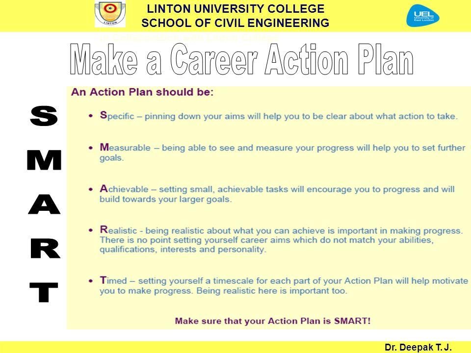 career action plan