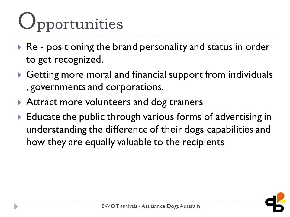 """an analysis of the guide dogs """"it costs about 40,000 dollars to train a guide dog and train the  """"we have not  done thorough cost-effectiveness analysis of this program."""