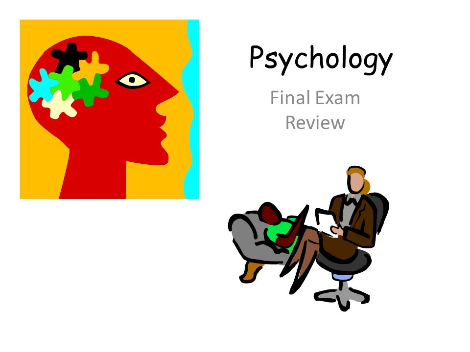 psychology final The clep introductory psychology exam covers material that is usually taught in a one-semester undergraduate introductory course in psychology.