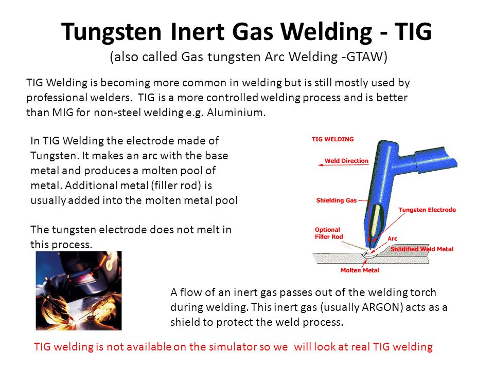 Grade 11 Welding Simulation Lesson - ppt video online download
