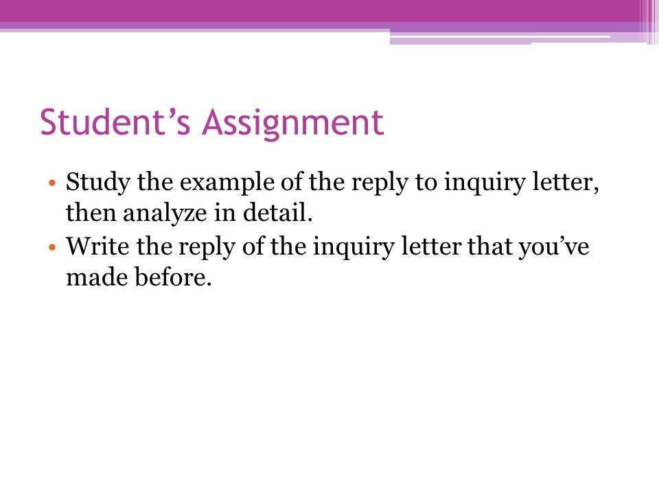 English Correspondence - Ppt Download