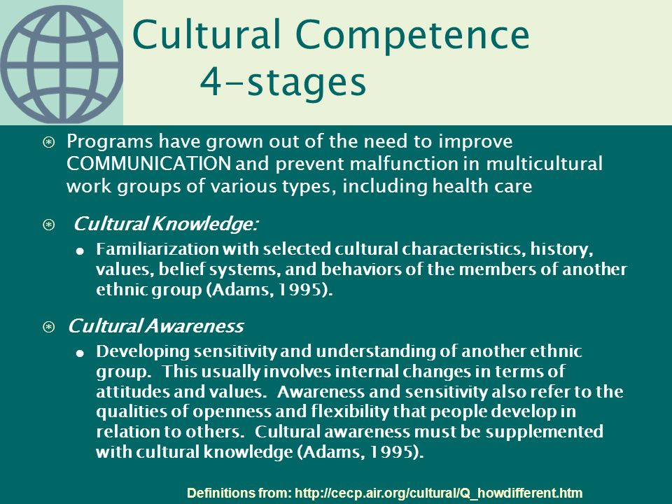 an introduction to the developmental stage of intercultural sensitivity Metacognition and the development of intercultural competence  the developmental model of intercultural sensitivity  the developmental mode of intercultural.