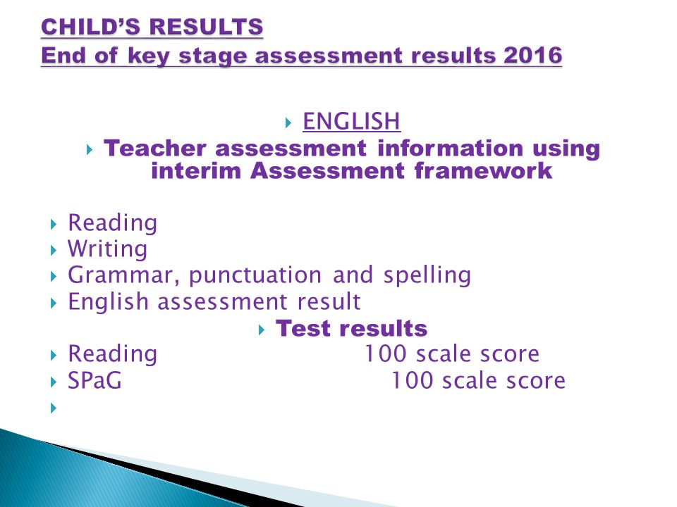 interim assessment english • interim assessments overview • changes for 2018–2019 • preparing for interim testing • student registration  •algebra i, english i, and english ii embedded supports offered (for english-language assessments only) •content and language supports •text-to-speech 12.