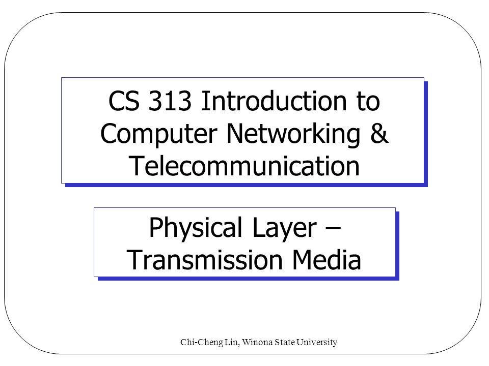 cs 313 introduction to computer networking & telecommunication, Powerpoint templates