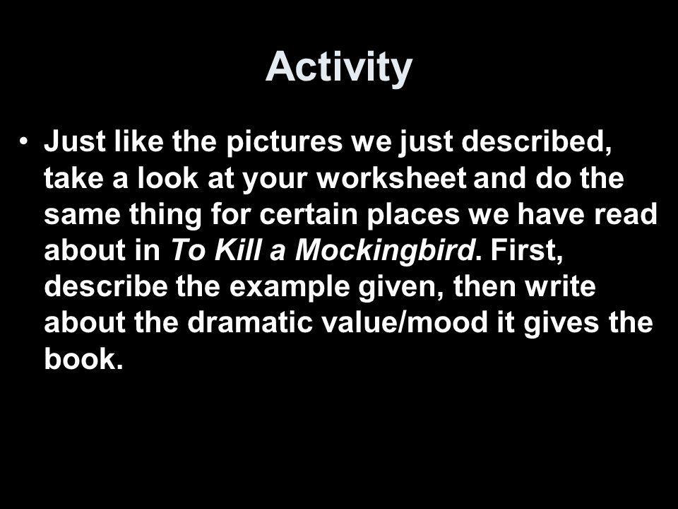 To Kill a Mockingbird. - ppt download