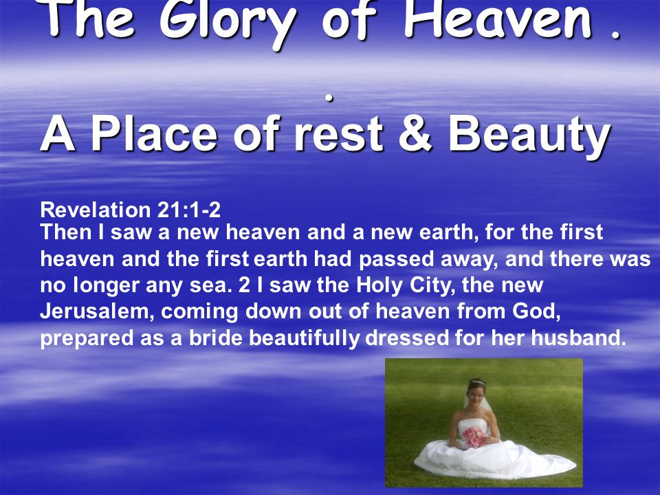 The Glory Of Heaven And The Horrors Of Hell Ppt Video Online Download
