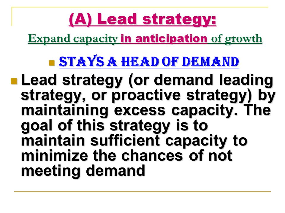 Capacity Planning. - ppt download