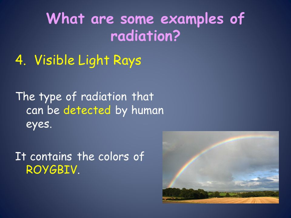 Infrared Waves Examples Electromagnetic Spectr...
