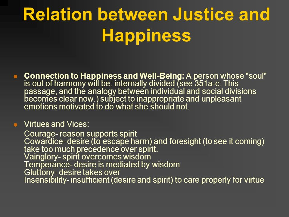 what is the relationship between happiness and individuality Corporate philosophy:  to improve society by seeking to develop the relationship between sound,  providing customer satisfaction and happiness with superior.