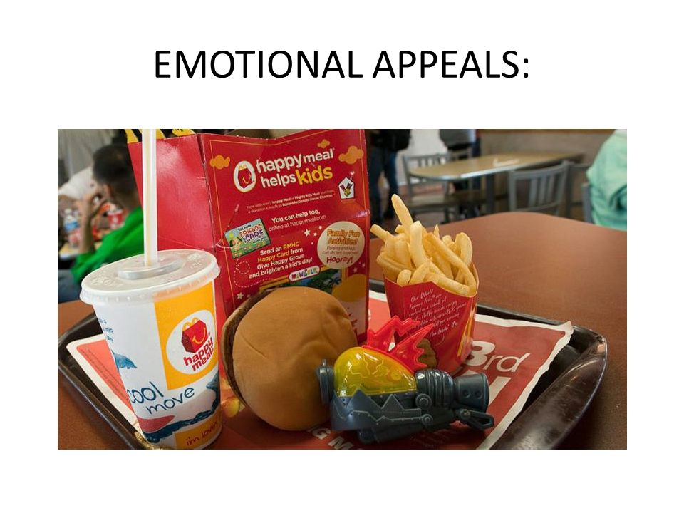 An explanation of the fifteen emotional appeals of advertisement