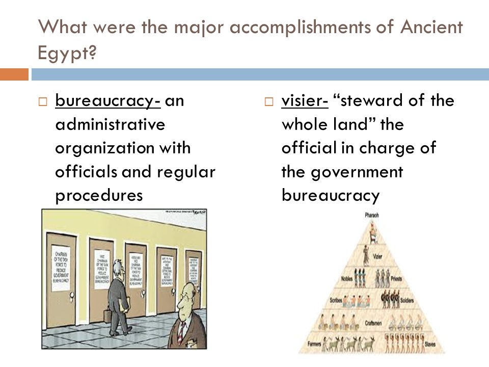 three major achievements of the ancient Ancient mesopotamia and the sumerians the word  the wheel, plow, and  writing (a system which we call cuneiform) are examples of their achievements.