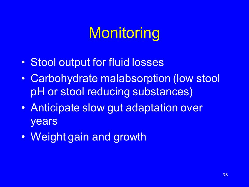 Reducing Substances In Stool Positive Necrotizing