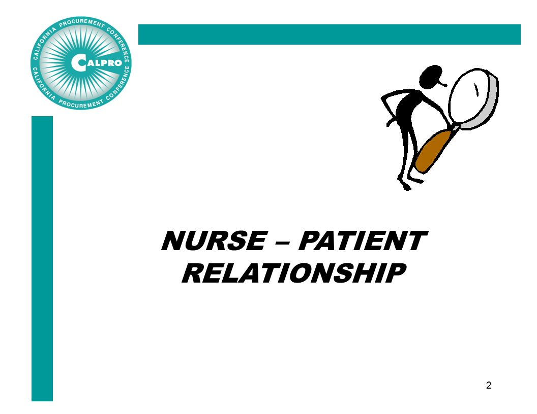 nurse and patient relationship pdf free