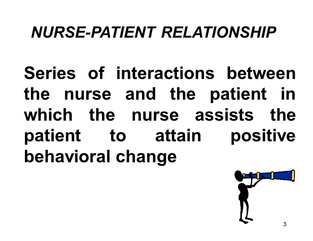 Patient dating a nurse