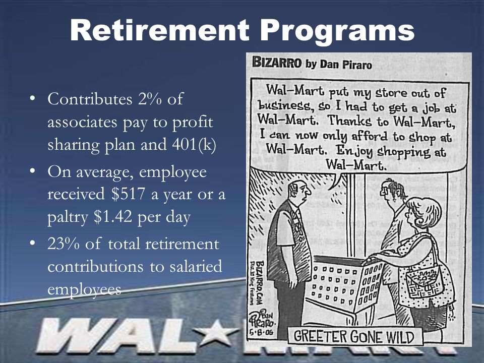Wal-Mart By Mark Leahey. - Ppt Download