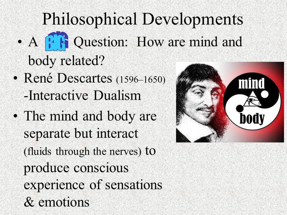 an analysis of the perception of rene descartes on knowledge Institutionalising this idea was rené descartes while searching for an  no god  uniting all self-reflective minds in the clear perception of truth, then how can.