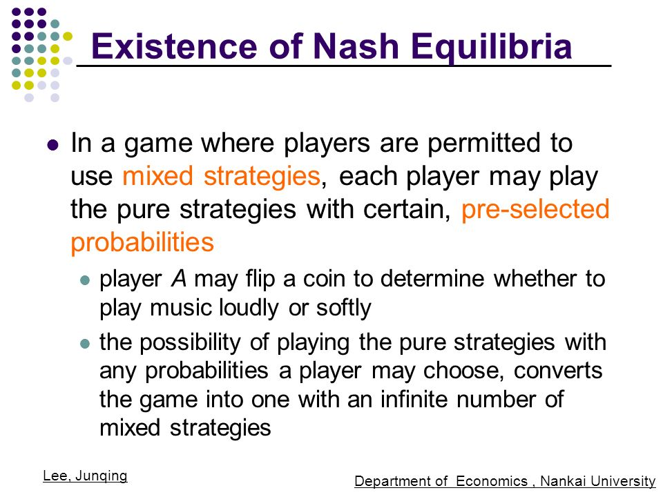 """nash equilibrium existence Existence of nash equilibria in fiscal competition models  symmetric nash equilibrium  and/or to find examples of non-existence of a """"wildasin equilibrium."""