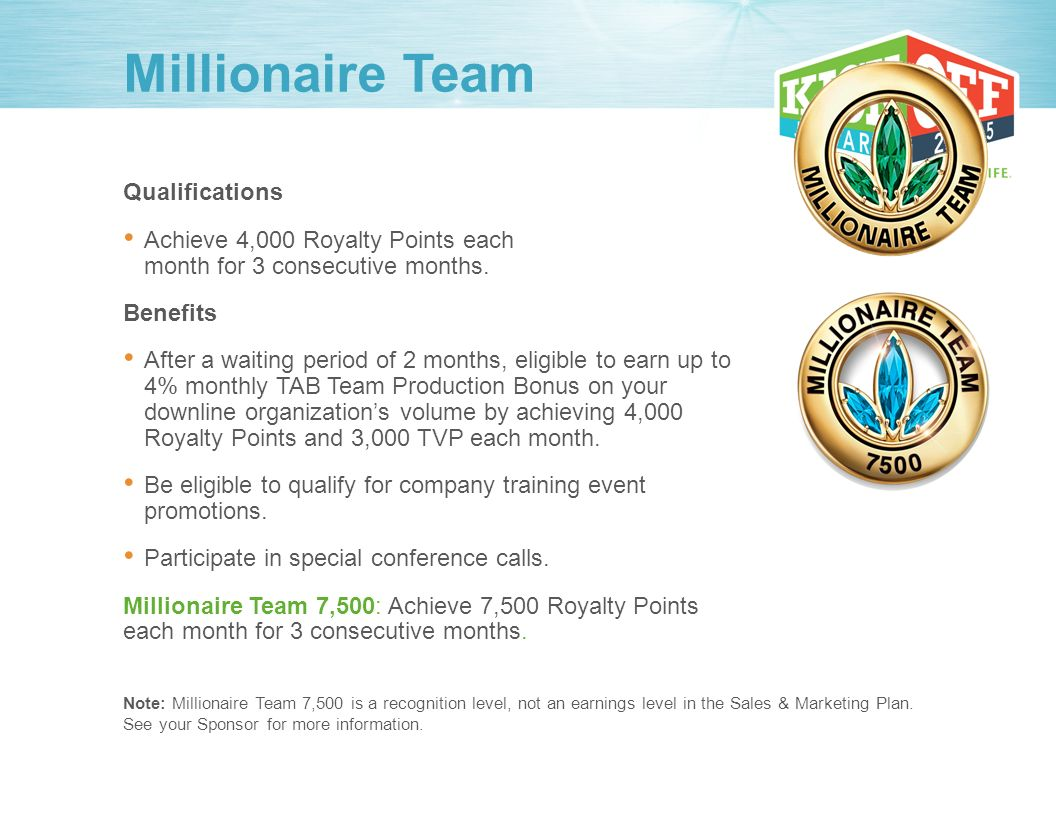 Please add the Herbalife logo as a footer. Thank you - ppt download