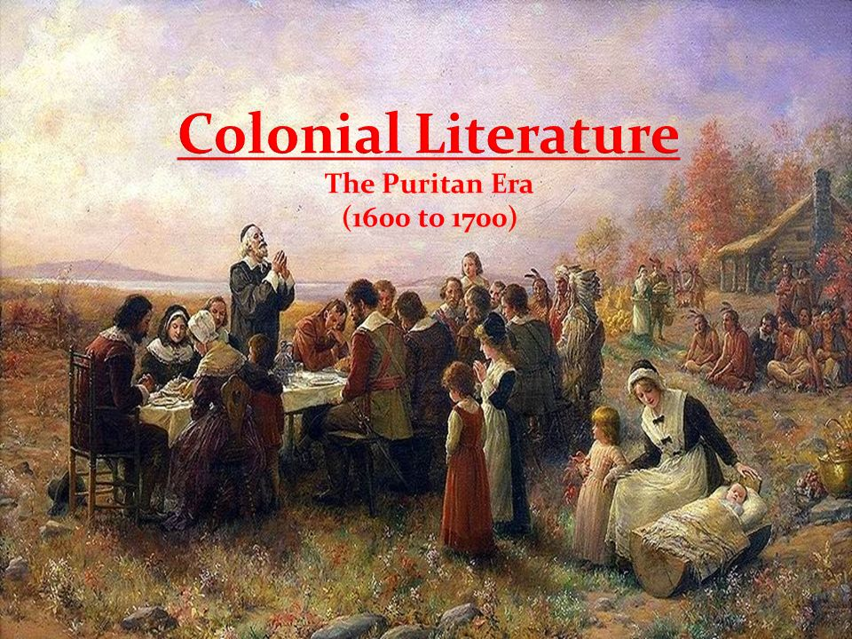chapter 2 the literature of colonial Chapter 2 related studies and literature topics: inventory chapter 2 review of related literature and studies in exploration the literature of colonial america (1607-1765): the literature of settlement i- the origins of american literature 1.